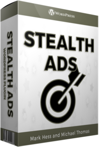 WP Stealth Ads