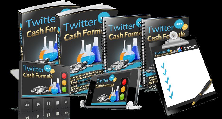 Buy Twitter Cash Formula