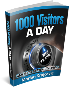 1000 visitors a day Marian